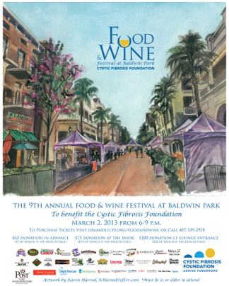 Baldwin Park Food and Wine Festival