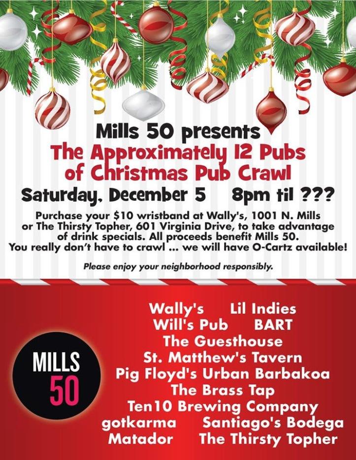 Mills50PubCrawl